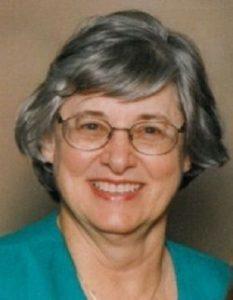 Mary Ann Compton Fletcher
